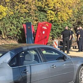 port-a-potty, Pittsburgh Police Investigate 2nd Port-A-Potty Explosion In A Week