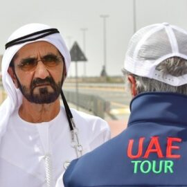 Dubai's Sheikh Mohammed joins TikTok to 'be where the people are'